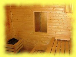 Sauna až pro 10 osob